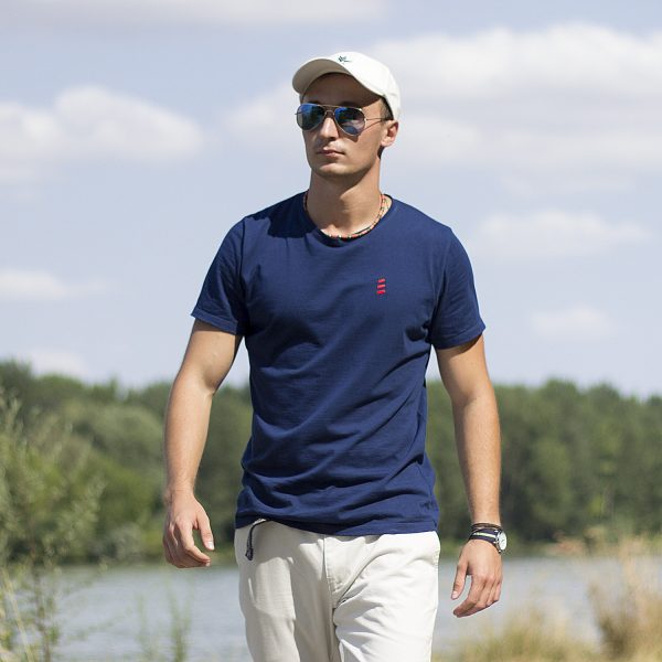 Navy Explore T-Shirt